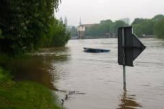 Hochwasserimpressionen Mai 2013
