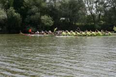 6. Kasseler Drachenboot-Regatta 2011